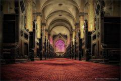 St. Dionysius  Krefeld ...... wartet auf heilig Abend