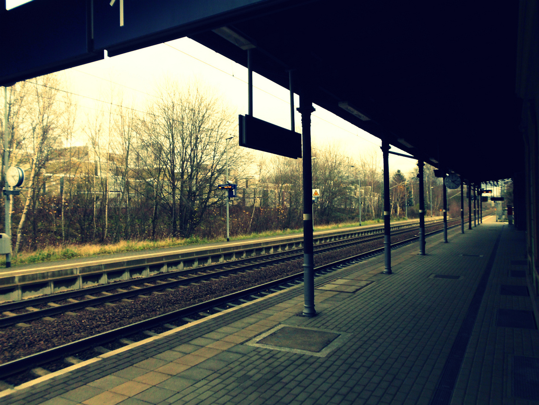 St Egidien, Bahnhof