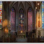 St. Felizitas Altarbereich