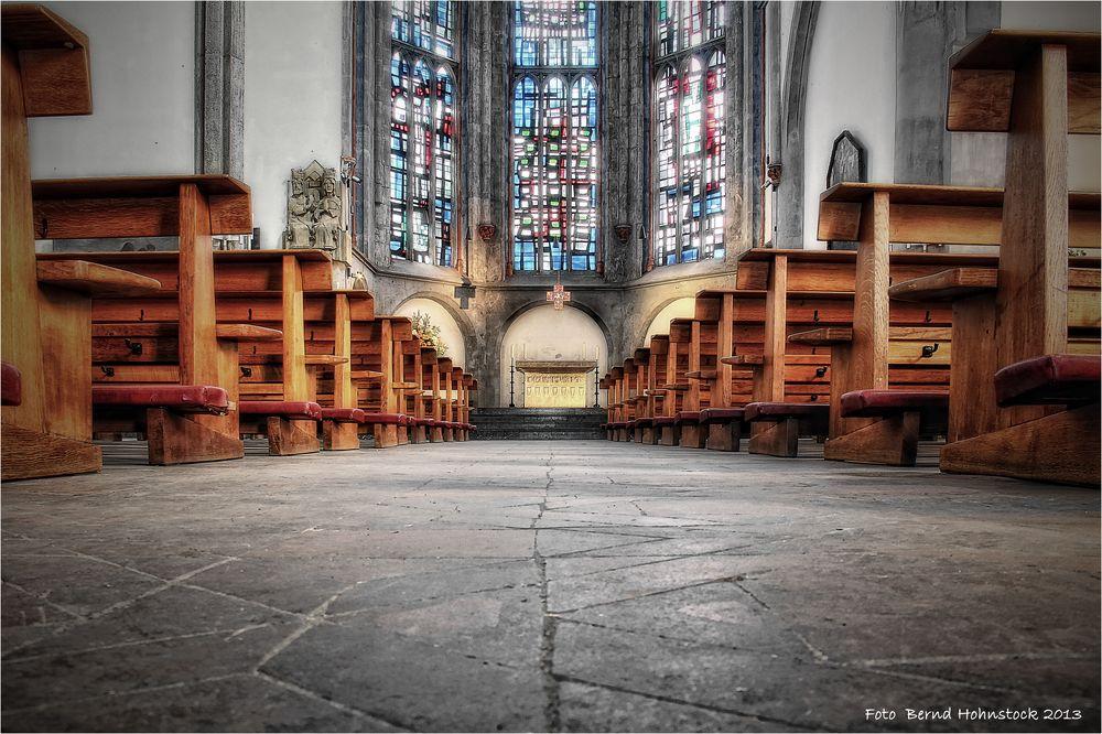 St. Foillan  zu Aachen ...
