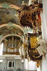 St. Gallen - Stiftskirche? Kanzel