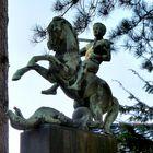 St. Georg, der Drachentöter