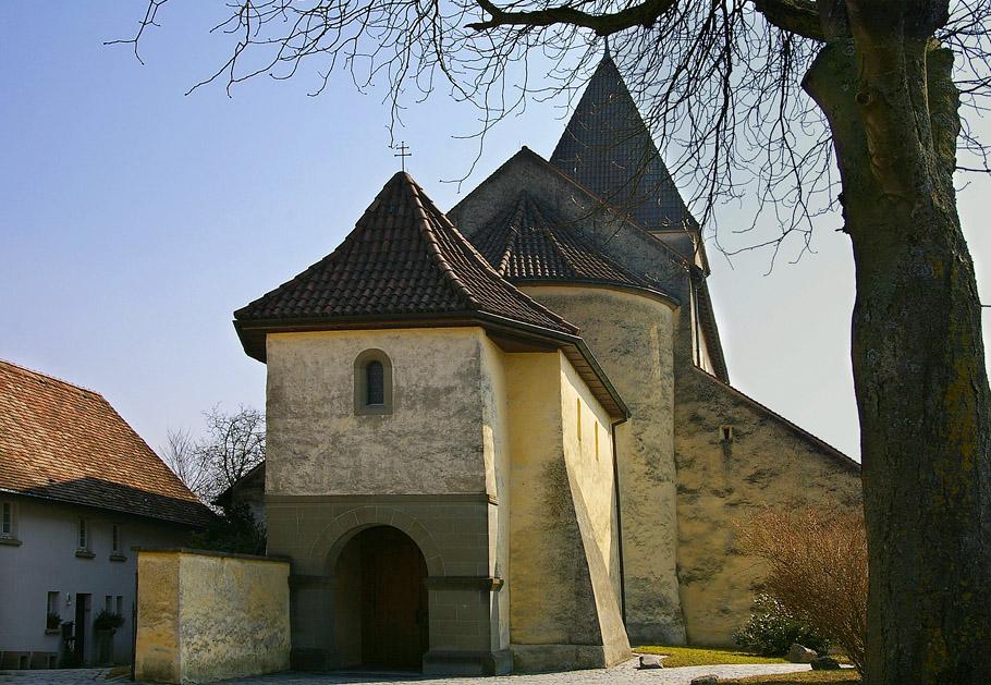 St. Georg im Frühling
