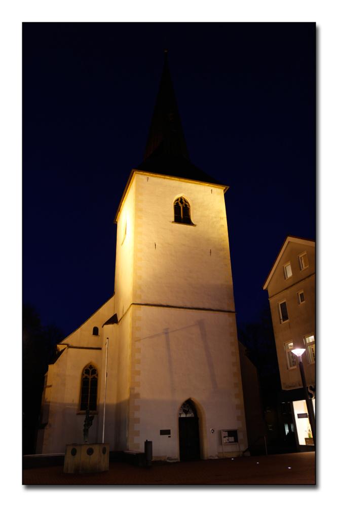 St. Georg Kirche in Lünen