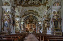 "St. Georg u. Pankratius - Raitenhaslach "" Gott zu Gefallen... """