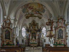 """St. Georgen - Dießen am Ammersee """" Gott zu Gefallen... """""""