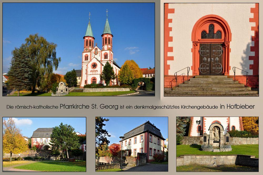 St. Georgkirche...