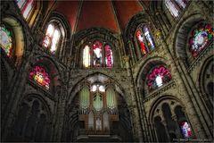 St. Gereon Köln Orgel