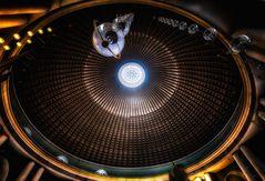 St. Hedwig - Blick in die Kuppel