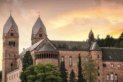 St. Hildegard, Teilansicht