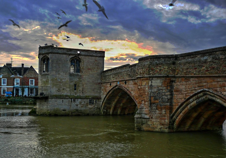 St Ives Bridge