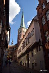 St. Jacobi in Lübeck, Schleswig-Holstein