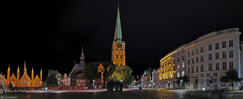 St. Jakobi Kirche zu Lübeck
