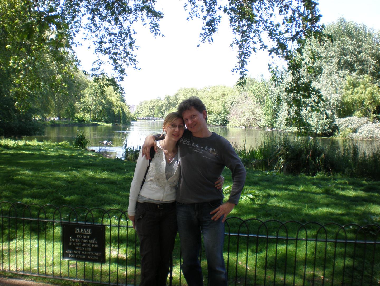 St. James Park - London