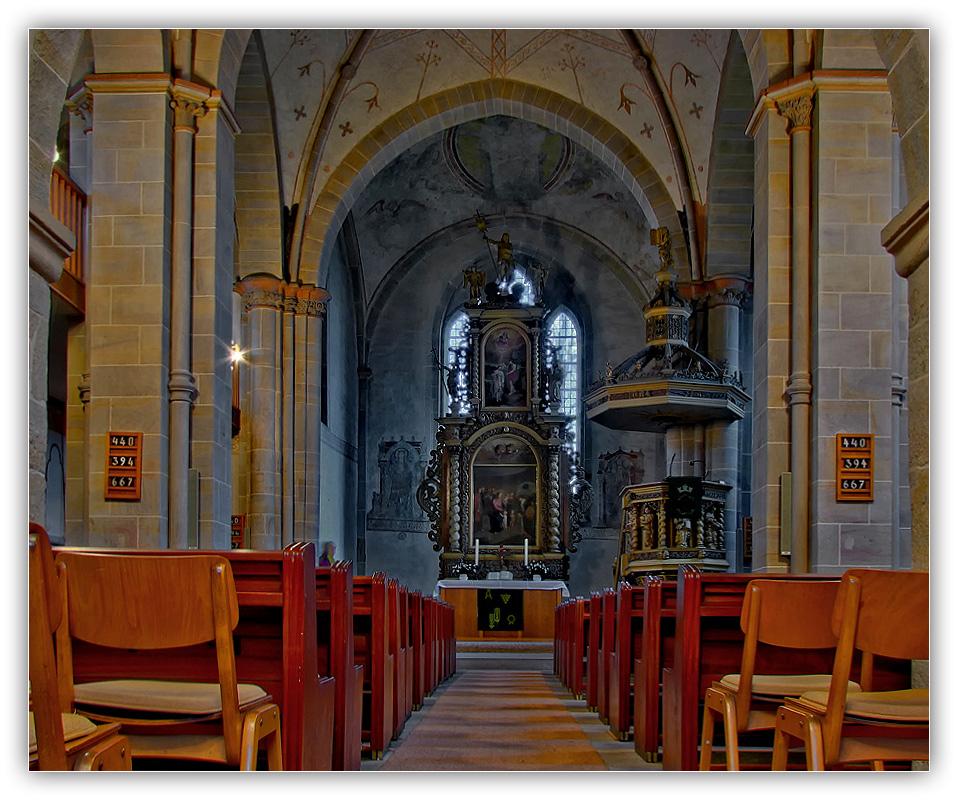 St.-Johann-Baptist-Kirche