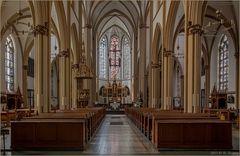 St. Johann Baptist und Petrus