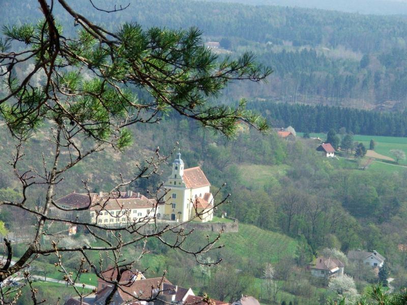 St. Johann, vom Kranzerl aus gesehen