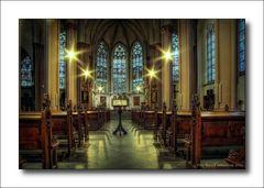 St. Johannes  Baptist  Anrath ..... am Niederrhein