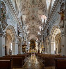 St. Johannes Baptist  Pfaffenhofen an der Ilm