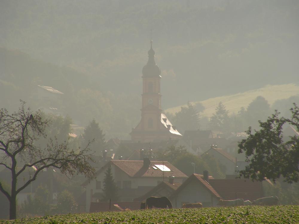 St. Johannes der Täufer in Mönchberg