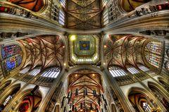 St.-Johannes-Kathedrale ´s Hertogenbosch .