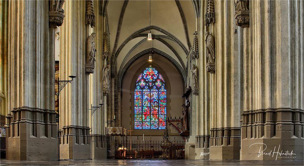 St.-Johannes-Kathedrale  zu 's-Hertogenbosch ....