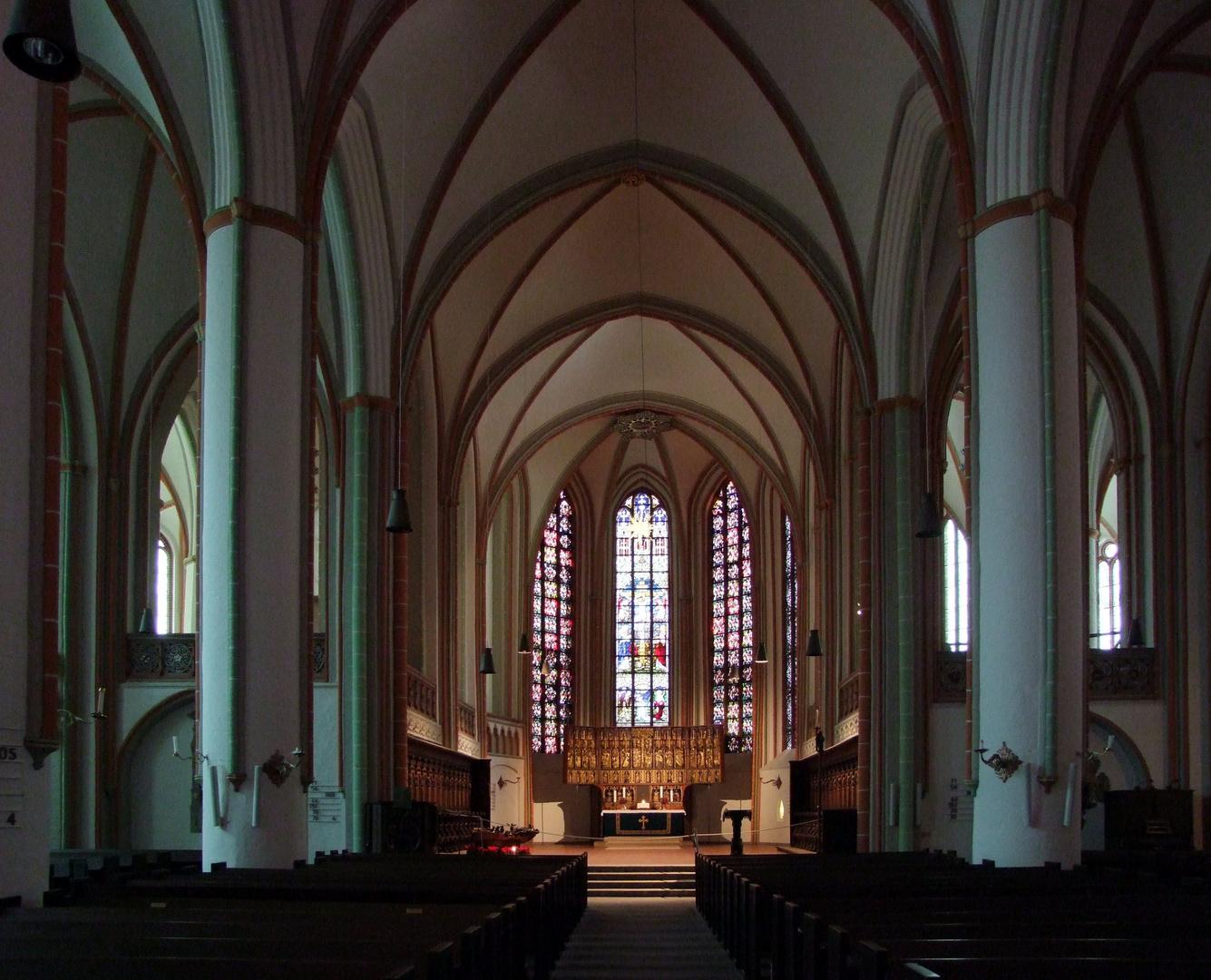 St. Johanniskirche in Lüneburg 01