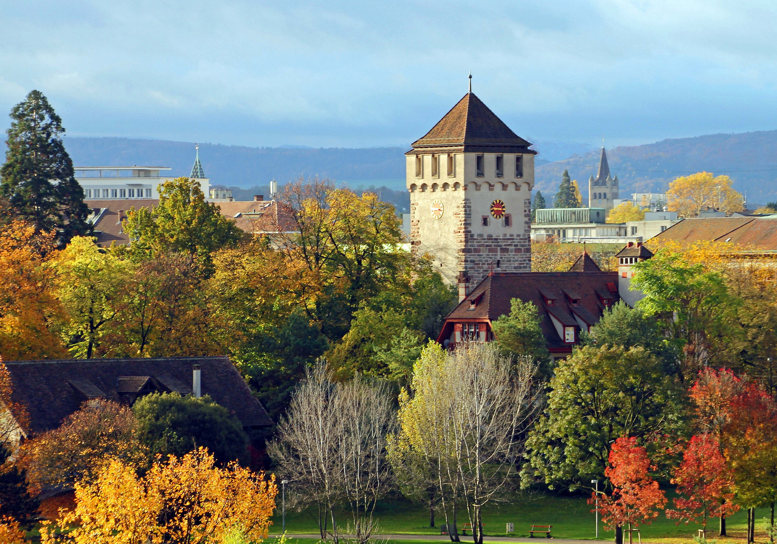 St. Johanns- Park