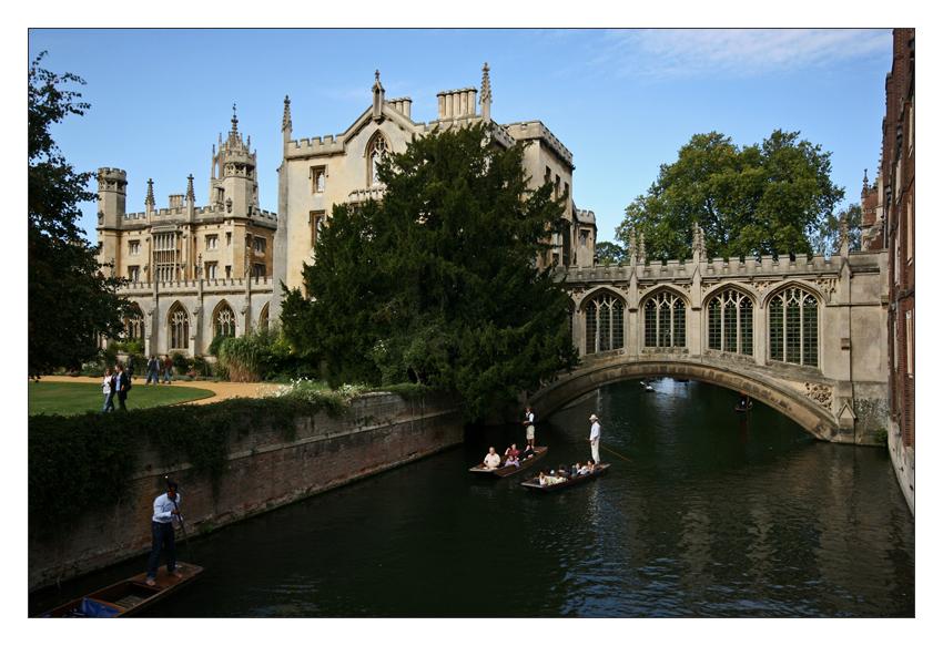 St. Johns College No. 3 | Cambridge, England