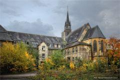 St. Josefsheim der Franziskaner - Provinzial Heil- und Pflegeanstalt ....