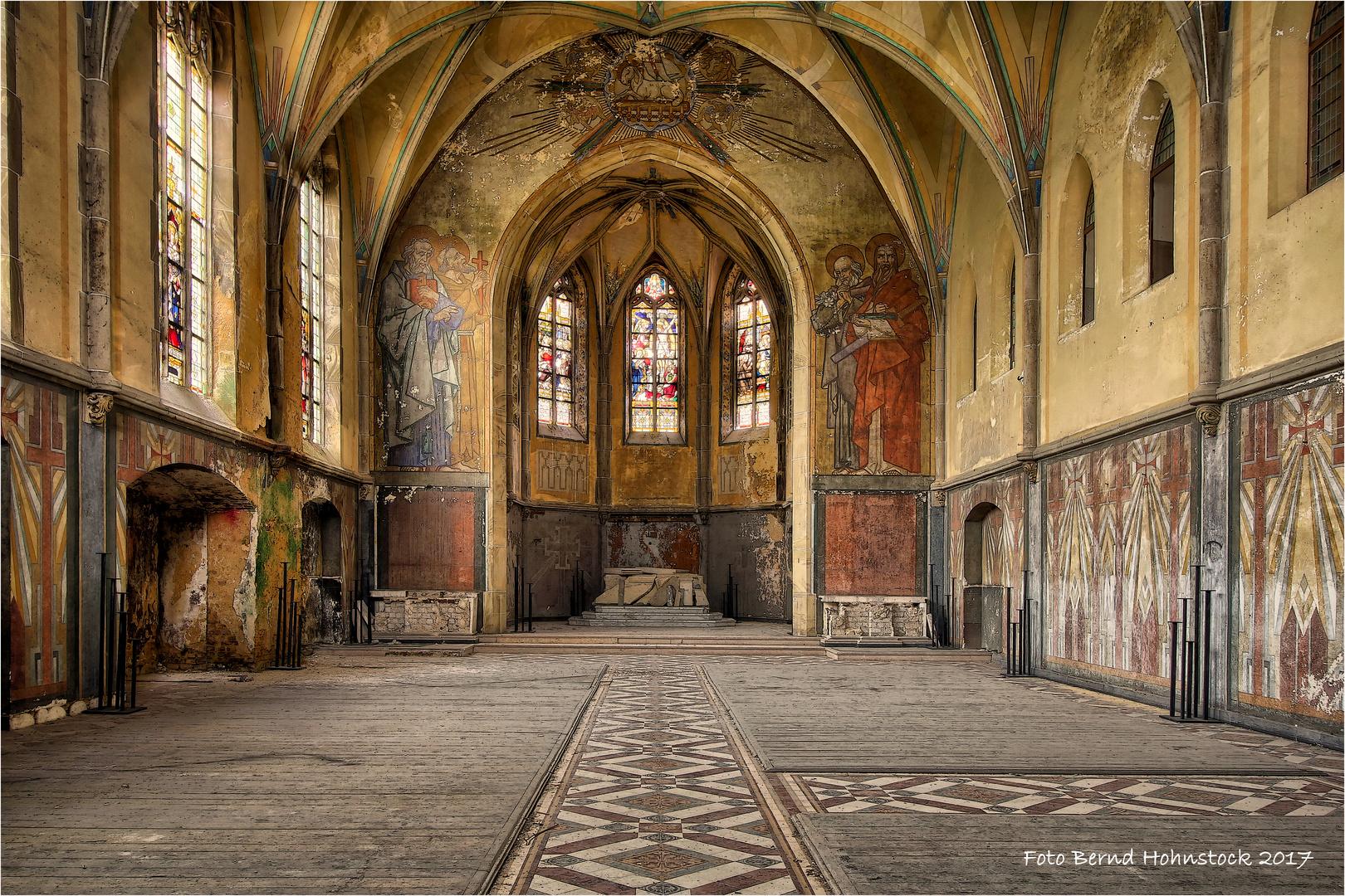 St. Josefsheim der Franziskaner und seine bewegte Geschichte