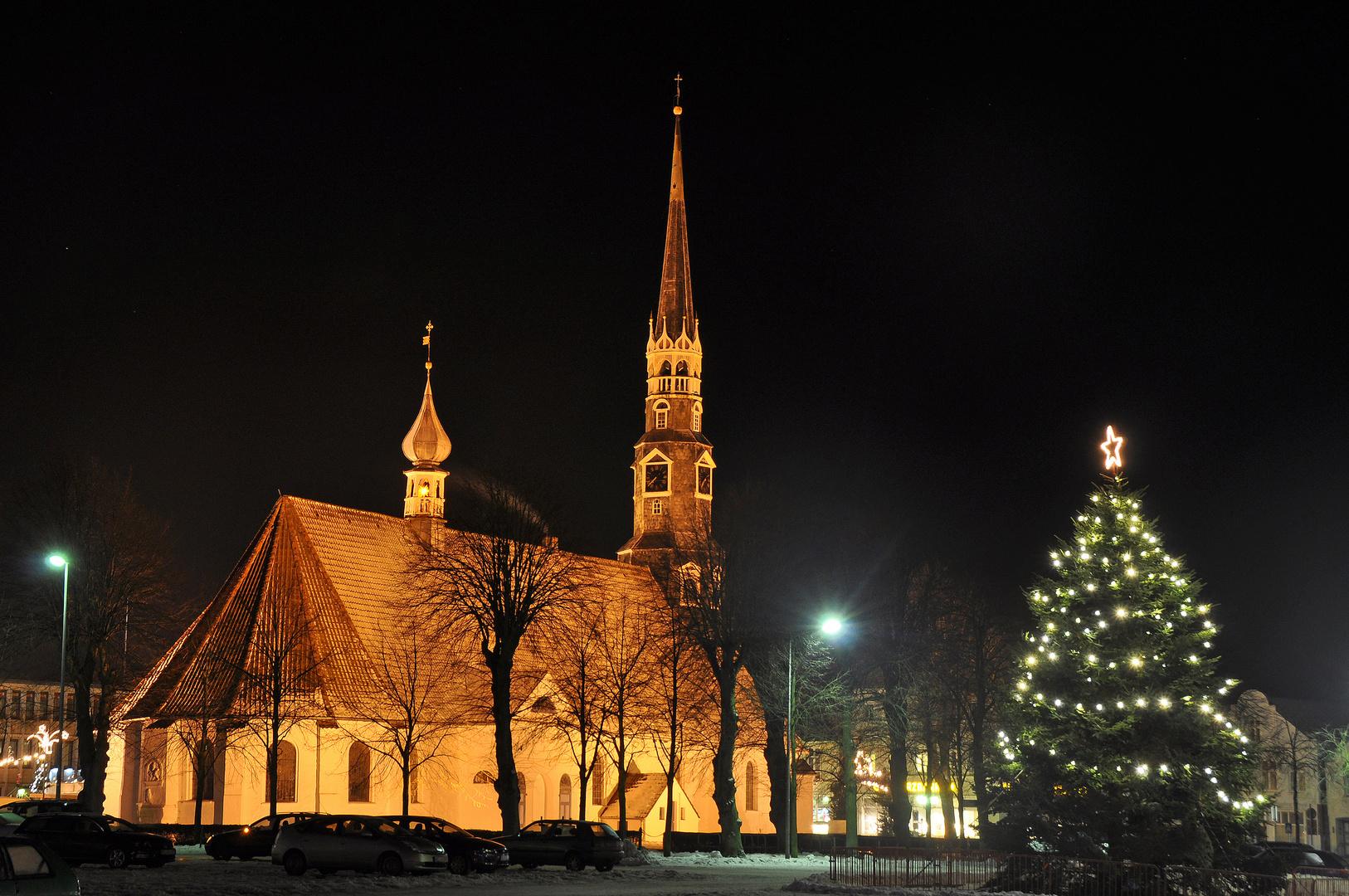 St Jürgen Kirche Heide