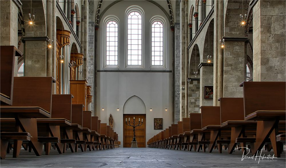St. Kunibert zu Köln ...
