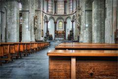 St. Kunibert zu Köln ....