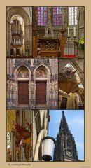 St. Lambert zu Münster, Collage meiner Reportage