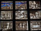 St. Lamberti, Gladbeck, Kirchenfenster