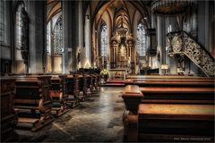 St. Lambertus ....  Altstadt Düsseldorf