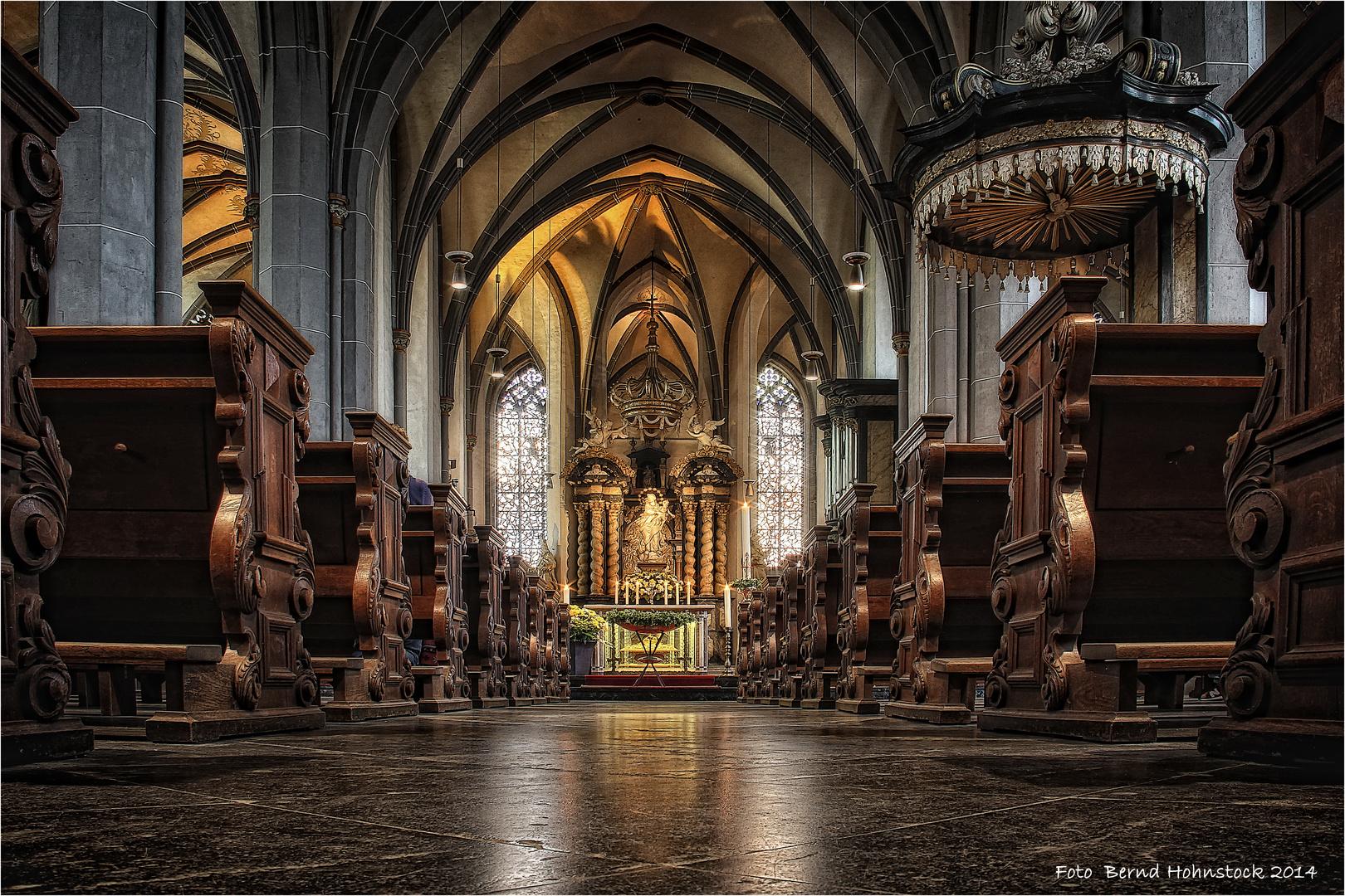 St. Lambertus ... zu Dssd.