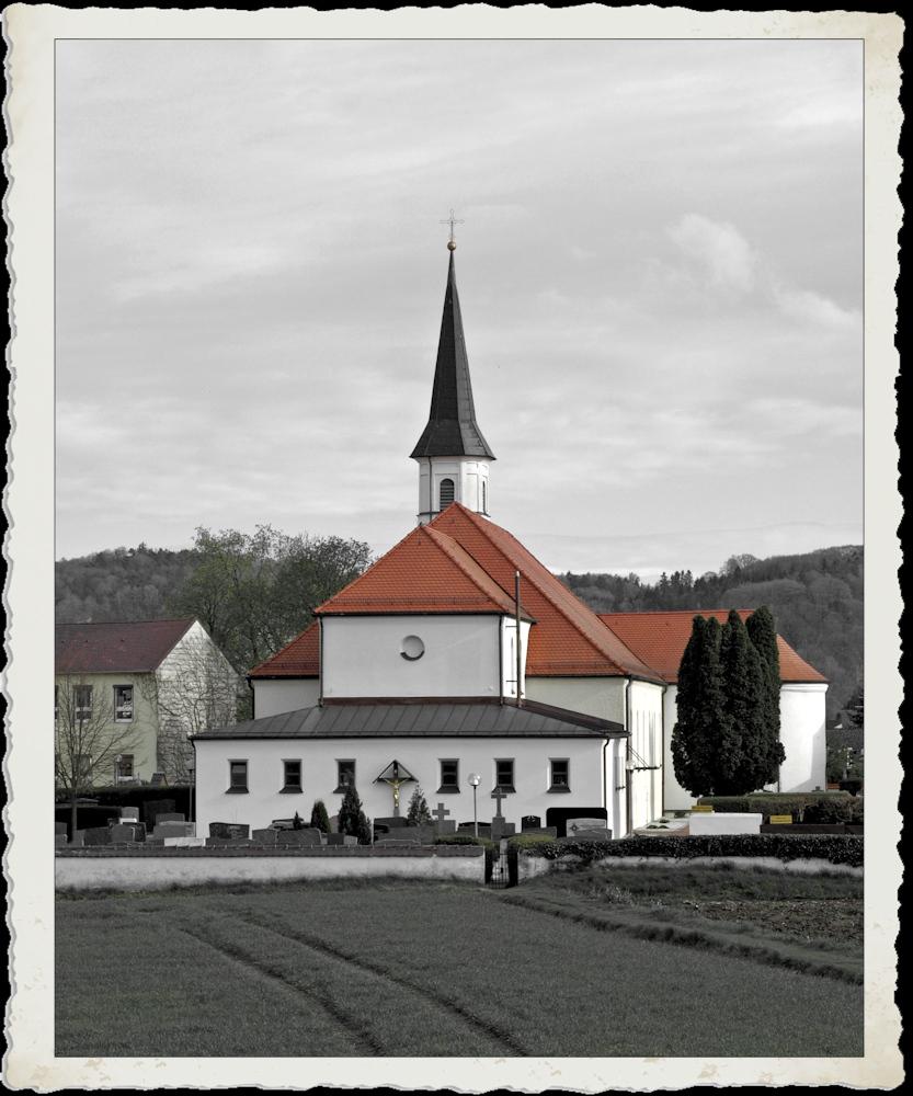 St. Laurentius Kirche in Wörth