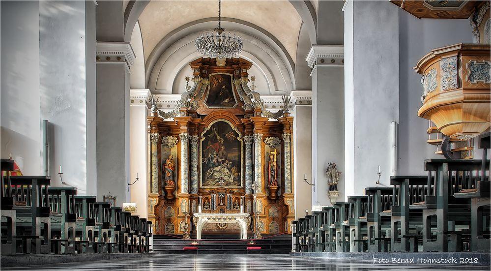 St.-Laurentius-Kirche zu Wuppertal ...