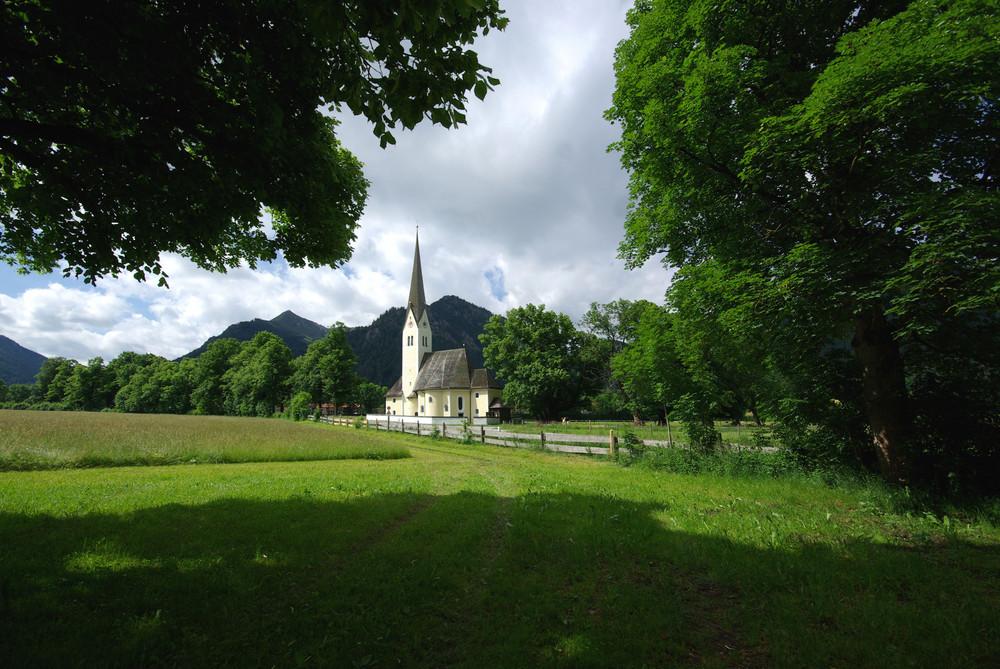 St. Leonhard in Fischhausen am Schliersee