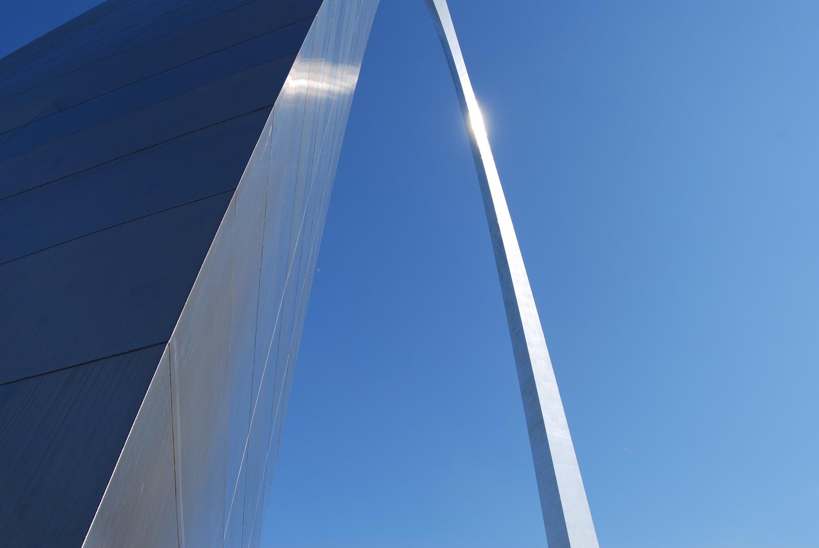 St Louis, Missouri Gateway Arch