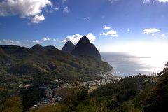 St. Lucia Karibikreise mit Aida