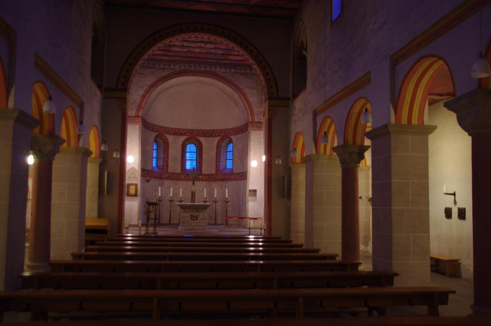 St. Lucius Kirche in Essen-Werden