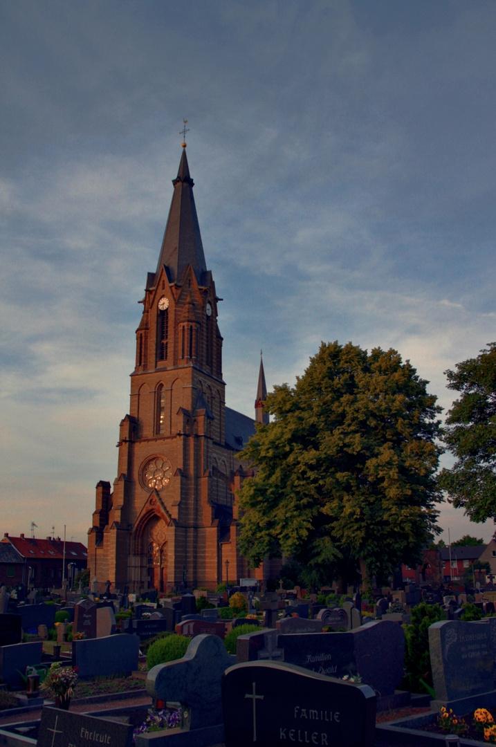 St. Maria Himmelfahrt Gustorf