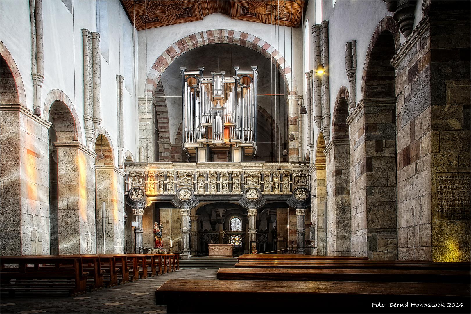 St. Maria im Kapitol .... zu Köln am Rhein