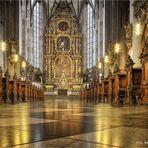 St. Mariä Himmelfahrt im Herzen von Köln