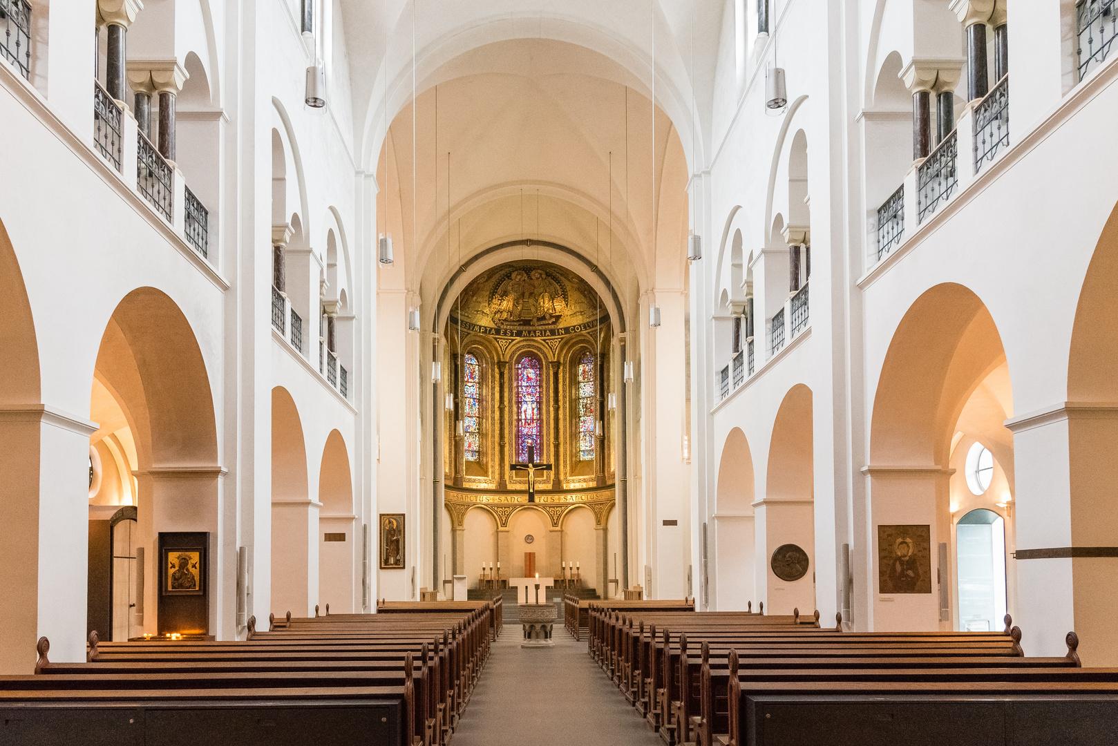 St Mariendom Hamburg