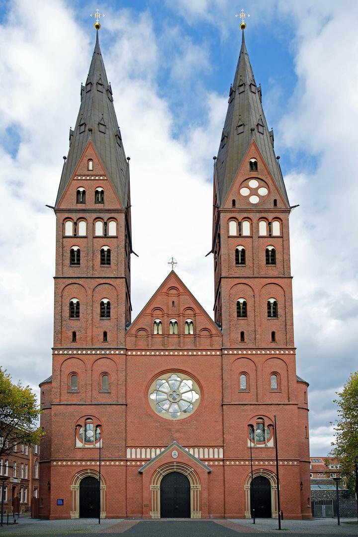 Marien Dom Hamburg