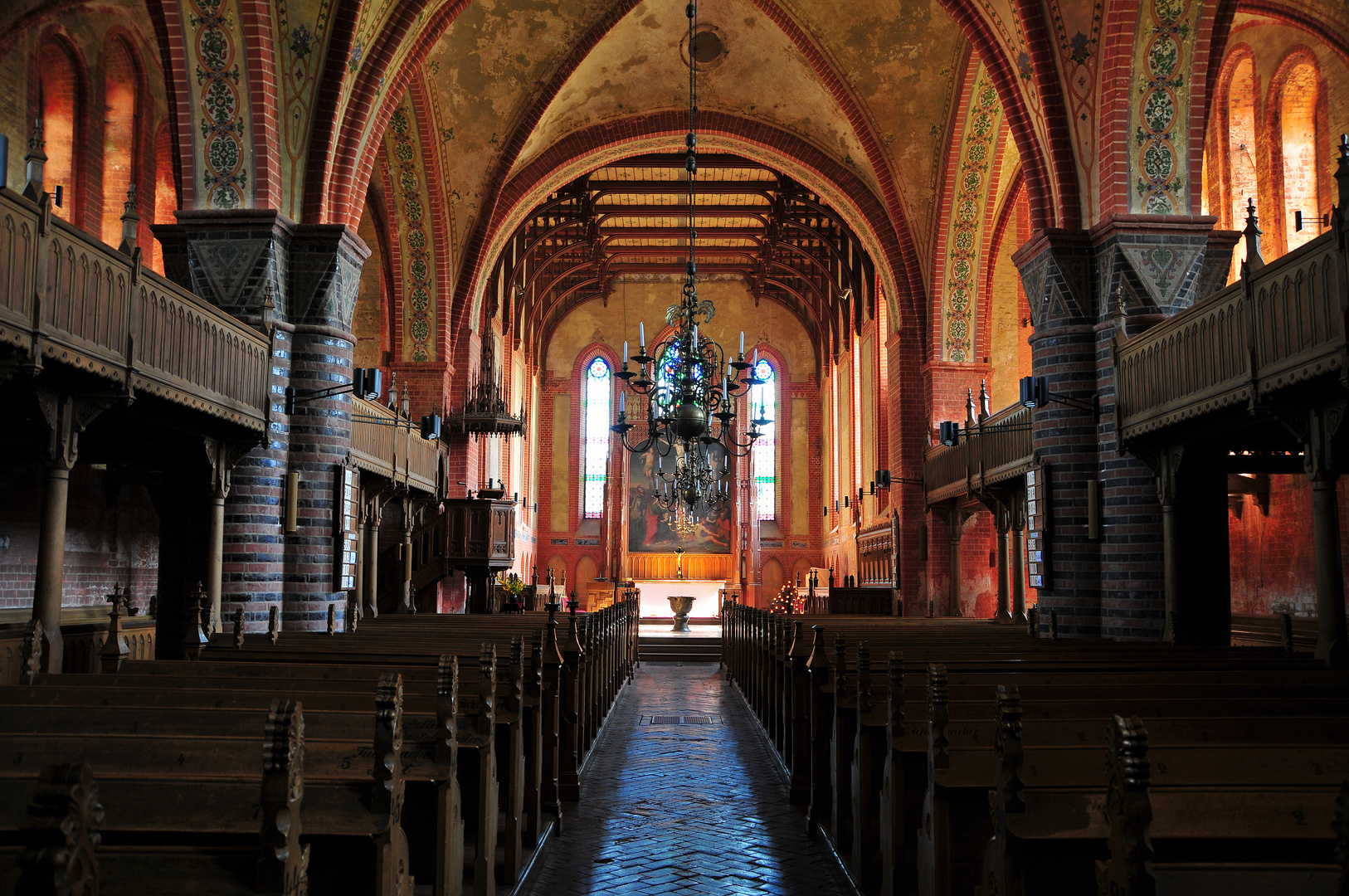 St. Marien-Kirche 2, Plau am See, Mecklenburg-Vorpommern